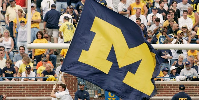 Michigan was named the Best in College Sports by CBS Sports for 2018-19.