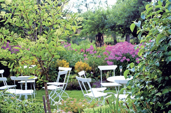 It's wise to know what's in the chemicals you use in your garden.especially if you spend a lot of time among the blooms.