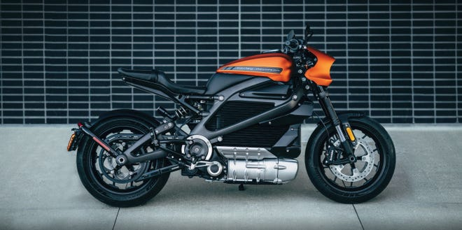 Harley-Davidson's LiveWire, which will soon be available in a limited number of dealerships, will cost nearly $30,000 and can go zero to 60 mph in three seconds.
