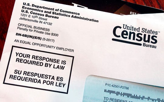 The census is simply about us, the people of the United States, regardlessoflegal status, Hamad writes.