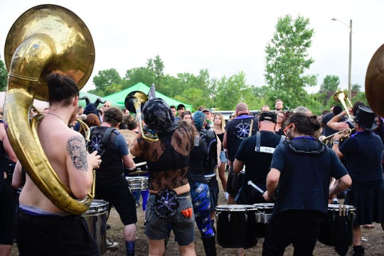 The main event of the Crash Detroit festival is Saturday during the day at Clark Park.