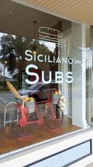 Siciliano Subs is the newest restaurant to open on West Franklin Street. Sandwiches and salads are on the menu.