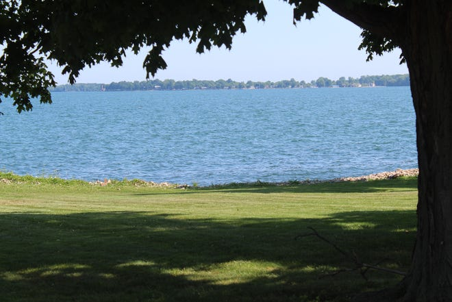 Laura Johnson, research scientist for the National Center for Water Quality Research at Heidelberg University, said she expects this year's  Lake Erie harmful algal bloom to register between a 7 and a 7.5, in terms of severity. That would make it one of the worst algal blooms in recent years.