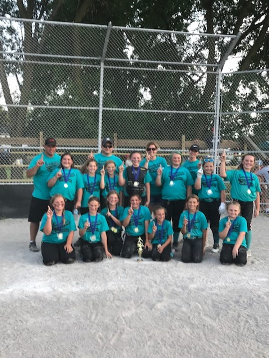 Oak Harbor Sandwisch Hay & Straw won the ESGSA tournament in Pemberville.