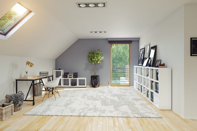 If your space is somewhat limited, reclaiming your guest room is one way to make room for what really matters to you.