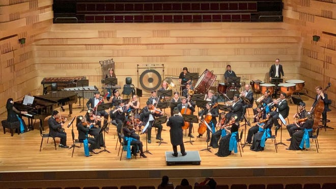 The Guam Territorial Band and the Tumon Bay Youth Orchestra both took home gold awards at the2019 Australian International Music Festival held in Sydney.