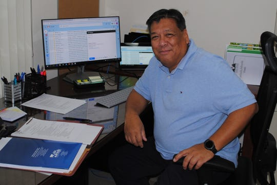 Juan Flores is now the superintendent of Catholic Education, the Archdiocese of Agana announced on Thursday.