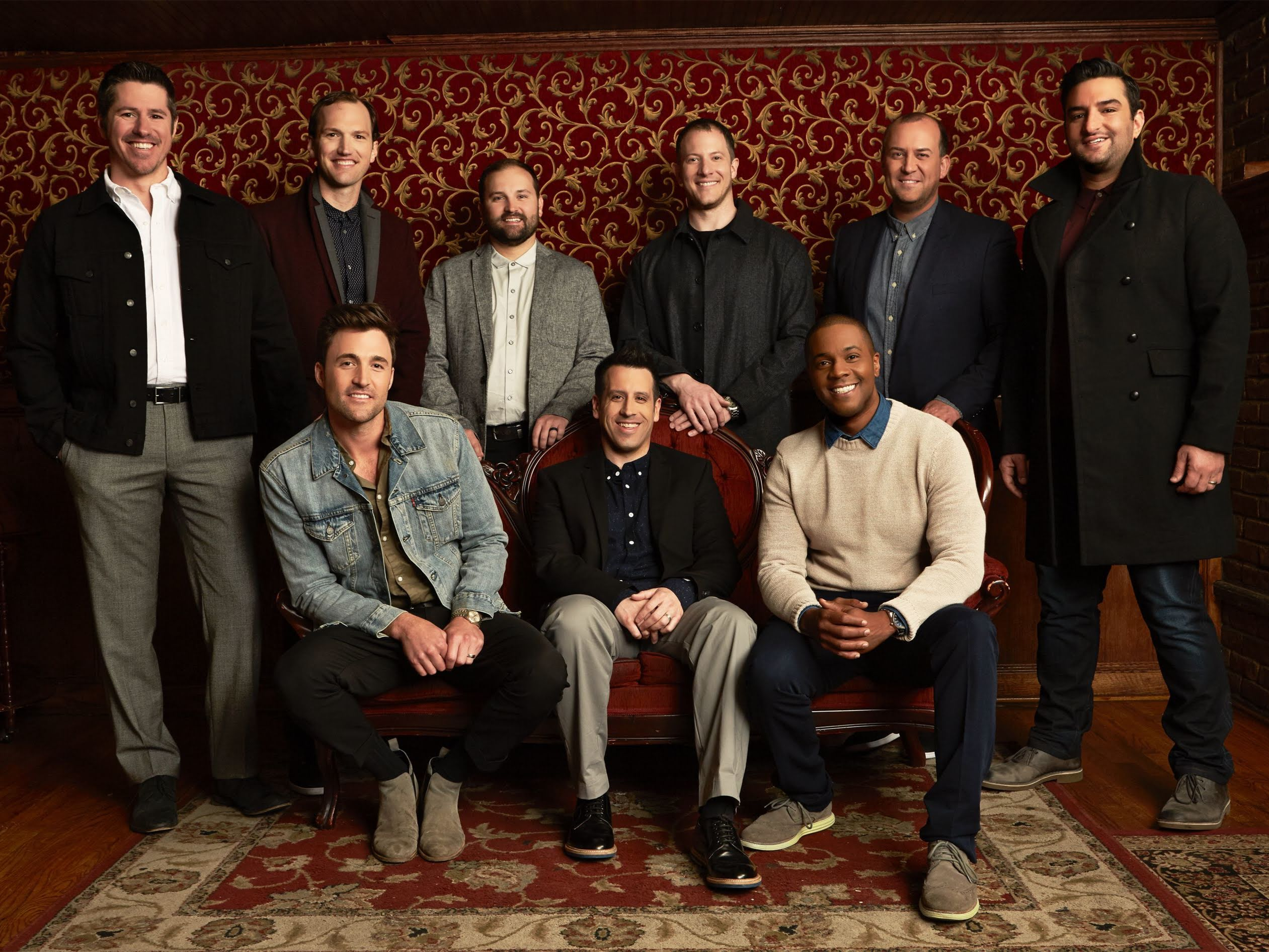 Straight No Chaser can t tour, but you can stream their holiday concerts