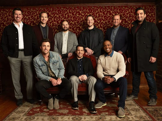 Straight No Chaser will perform Aug. 10 at Old National Centre.