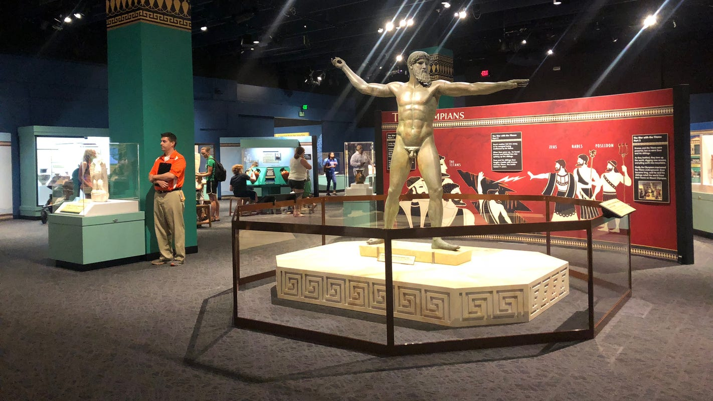 No kids allowed: Explore The Children's Museum of Indianapolis at adults-only Greek party
