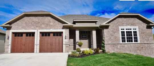 This home located at 1519 S. Andrew Circle in Bloomington was purchased by former IU basketball coach Bob Knight on July 3, 2019.