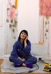 Artist Susan Metrican