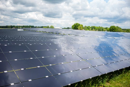 Duke Energy plans to build a 1.6 megawatt solar power plant in Discovery Park District near Purdue University on the west side of U.S. Highway 52/231. The solar power plant will generate enough electricity to power about 230 average homes at peak production.