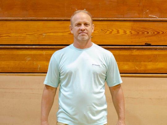 Coach Kevin Kern