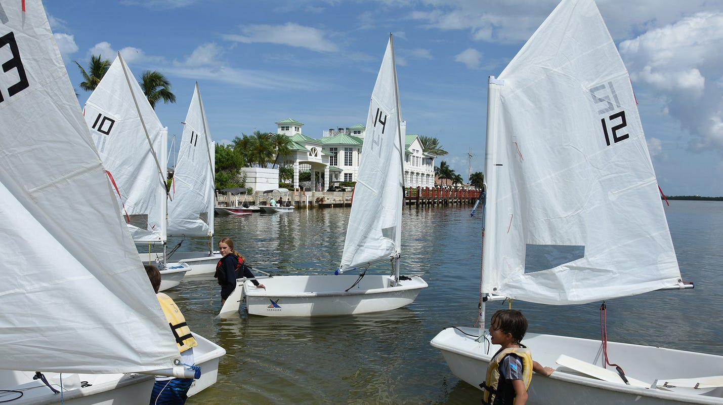 Education 'for sail': Community Sailing Center summer youth classes back after Irma