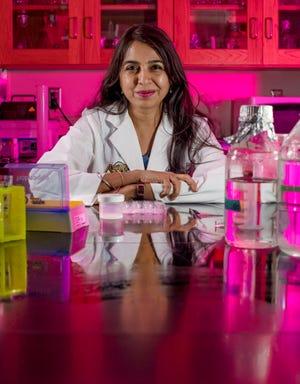 Komal Vig is a biology professor at Alabama State University.