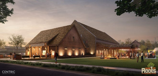 """Music City Roots"" will build a new venue at historic Amqui Station in Madison, Tennessee. The Roots Barn is set to open in the fall of 2020."
