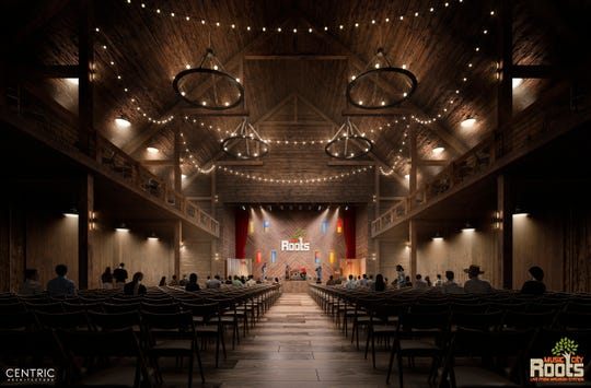 The new venue has a planned seating capacity of 750, or 1000-plus for a standing crowd.