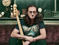 Rush's Geddy Lee looks back: 'I miss playing with my bandmates'