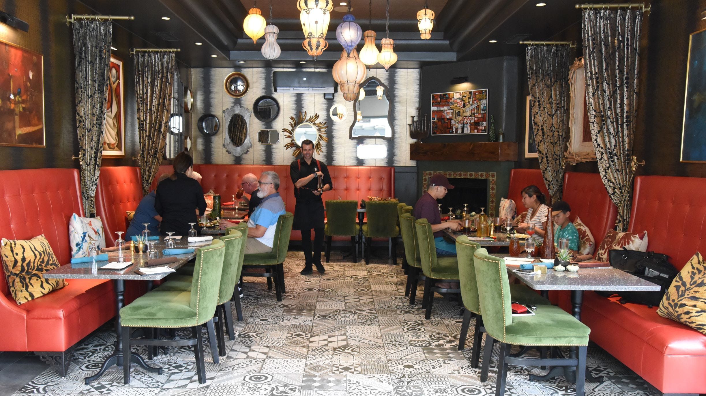 New Palm Springs Restaurant Showcases Mexico S Mid Century Modern Style,Design Your Own Wedding Dress Game