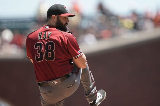 Could the Arizona Diamondbacks trade starting pitcher Robbie Ray to the Philadelphia Phillies or New York Yankees?
