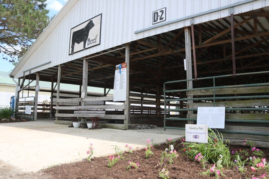 On Friday, July 19,  the Ottawa County Fair will host a livestock sale in the Damschroder Hall at 9 a.m.