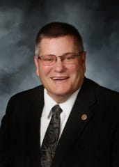 Fort Gratiot Township Clerk Rob Crawford