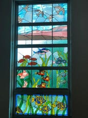 Salem united Church of Christ in Jacobus will celebrate the people in the congregation who created the church's stained-glass windows with a service on Sunday.