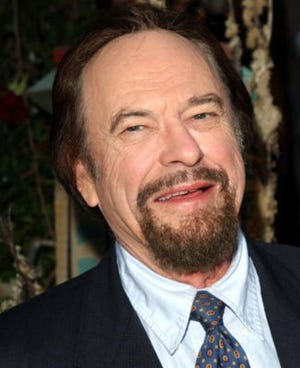 Actor Rip Torn attends a fundraiser at the House of Blues in West Hollywood, Calif., in March 2003. (Jon Kopaloff/Getty Images/TNS) **FOR THIS STORY ONLY**