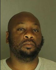 Gregory C. Gordon, arrested on a charge of possession with intent to deliver drugs.