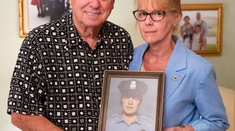Henry Schaad was a rookie police officer in York in 1969 when he was killed during the race riots that summer. His brother recounts his final words.