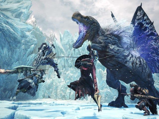 Brachydios mio! New variants teased in Monster Hunter World
