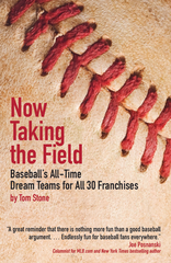 Cover of Tom Stone's book.