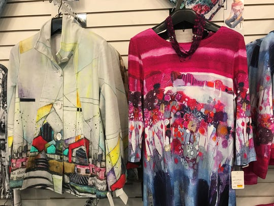 Cloud Nine in Geneseo specializes in artsy fashions
