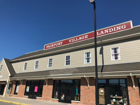 Fairport Village Landing has a new look