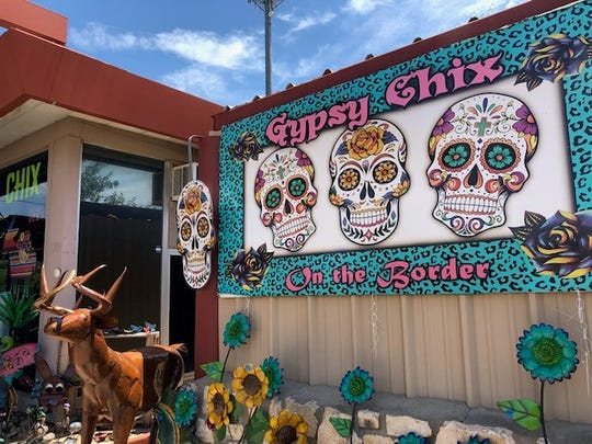 Gypsy Chix currently has two locations, one in San Angelo and one in Big Spring.
