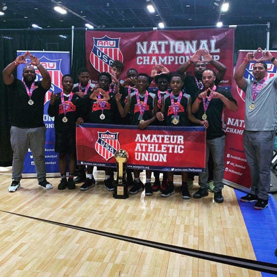 The Eastern Shore Aces won a second national championship on July 8, 2019 in Greensboro, North Carolina.