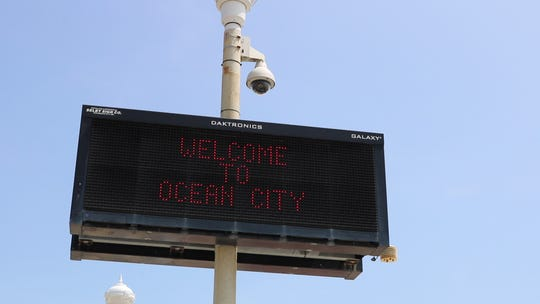 Surveillance cameras are located up and down the Ocean City boardwalk, according to police department. Across town there are 250 camera heads.