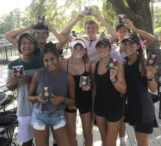 The 2019 USTA Intersectionals were won by the Southern team of Maxwell Smith, James Delgado, Nicholas Heng, Jake Sweeney, Emma Charney, Sonia Maheshwari, Carrie Beckman and Sophie Strugnell.