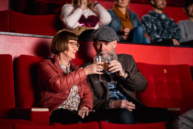 The State Theatre hopes to offer beer and wine during movie showings.