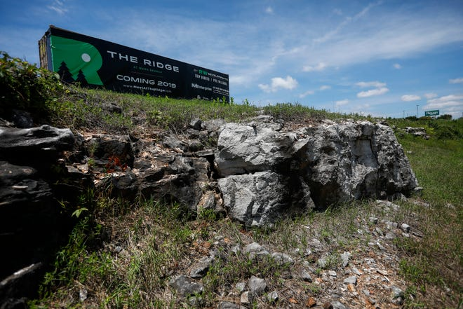 A local developer still plans to move forward with The Ridge at Ward Branch on South Campbell Avenue despite having a blight designation rejected by the Springfield Land Clearance for Redevelopment Authority.