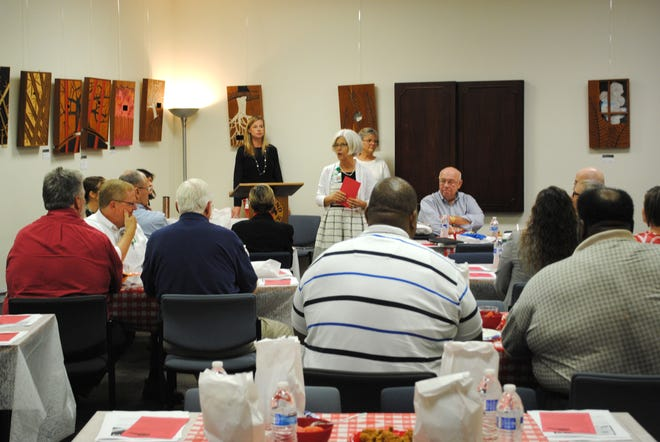 Summer Clergy and Congregational Leaders Luncheon at Big Bend Hospice.