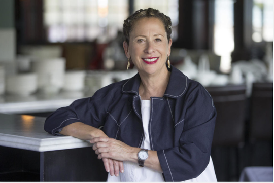 Los Angeles-based chef Nancy Silverton is culinary ambassador for the inaugural schedule of events at The Farmhouse at the Ojai Valley Inn.