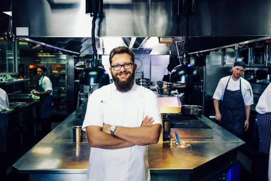 Michael Cimarusti is the James Beard Award-winning chef of Providence in Hollywood. The recently published Michelin Guide for California gave the restaurant two highly coveted stars.