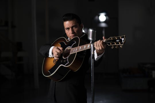 Shawn Barker will bring The Man in Black: Tribute to Johnny Cash to the Scherr Forum in Thousand Oaks July 21.