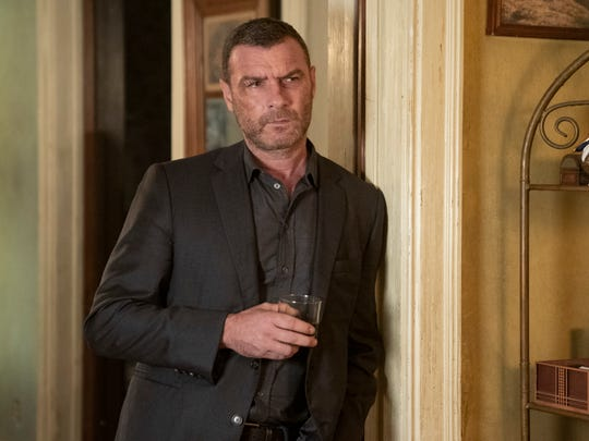 Liev Schreiber as Ray Donovan in a scene from the Showtime drama's sixth season.