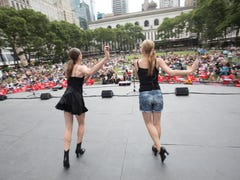 Summer in the city: 'Be More Chill' at free Broadway performances