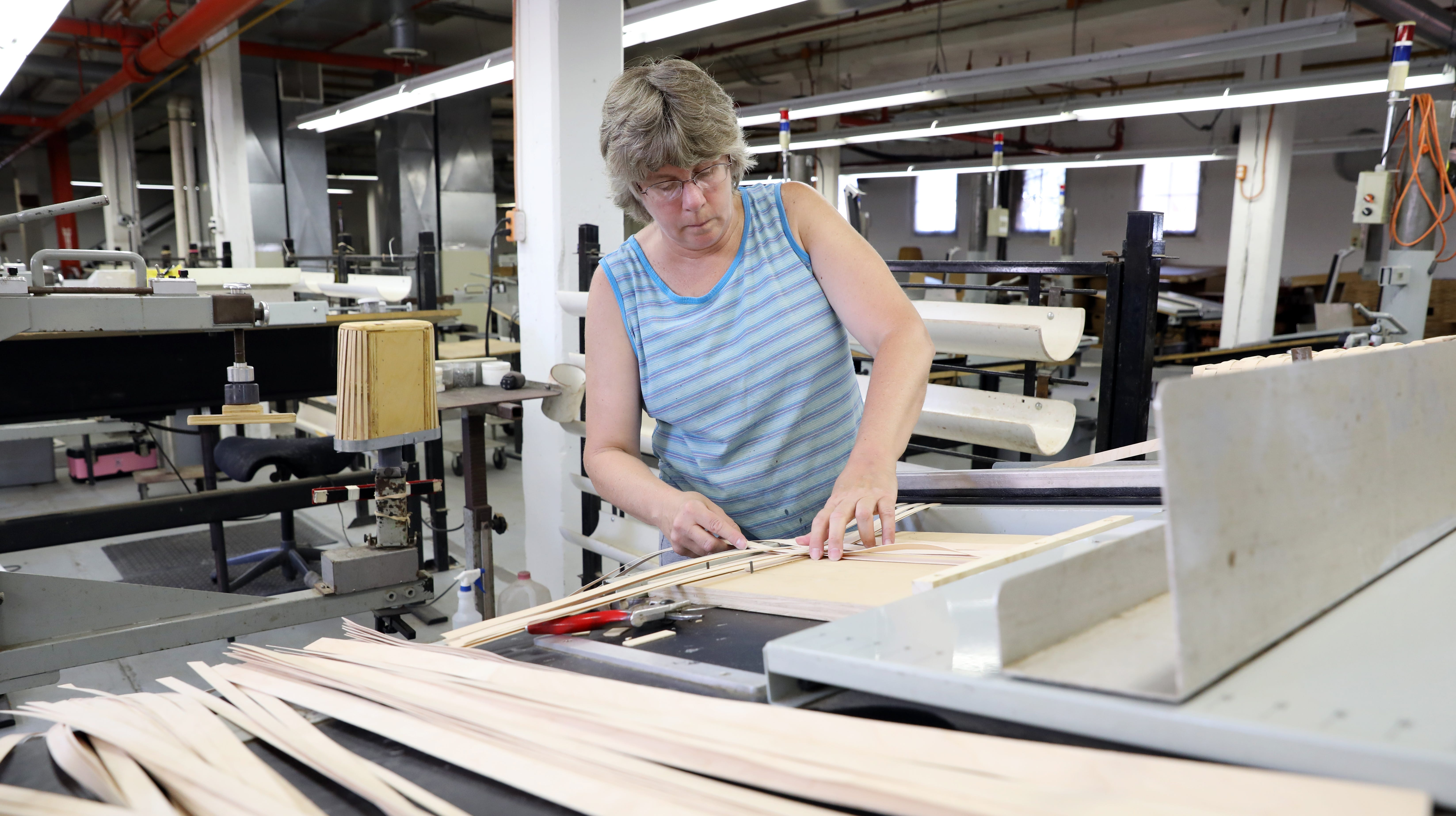 Manufacturing of Longaberger baskets returns