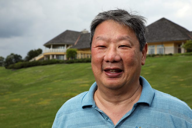 Thomas Hwang bought the former Longaberger Golf Course in 2013, renaming it The Virtues after Plato's 4 virtues, wisdom, temperance, fortitude and justice.