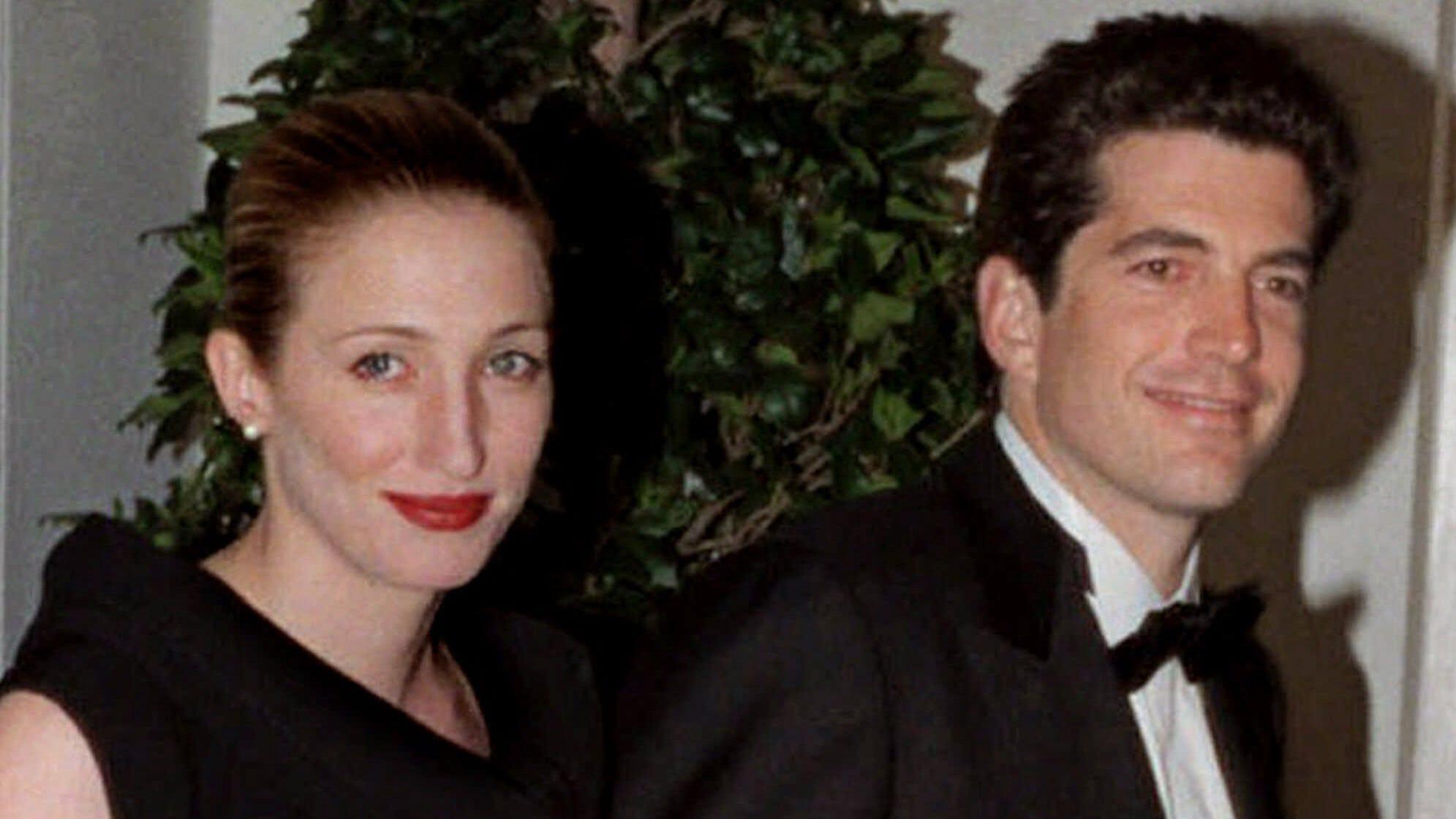 Jfk Jr Carolyn Bessette Secret Wedding Tapes Revealed On Tlc Special